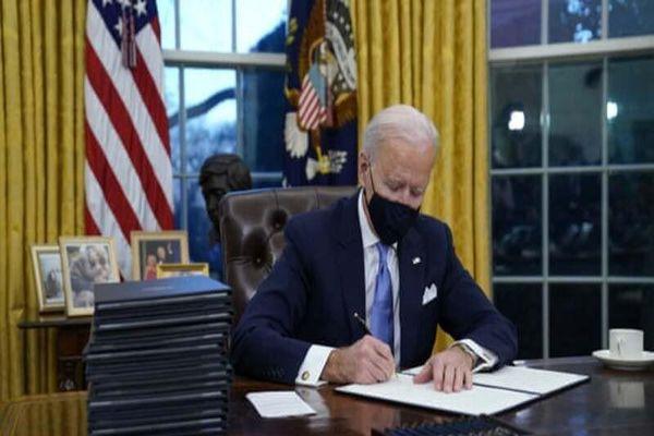 Ông Biden ký sắc lệnh 'chống giặc đói' thời COVID-19