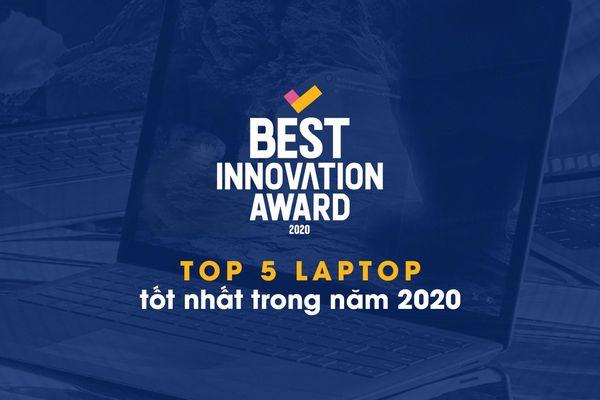 5 laptop được yêu thích nhất năm 2020