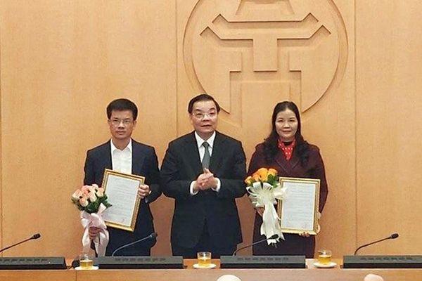 Ông Bùi Duy Cường được bổ nhiệm làm Giám đốc Sở Tài nguyên và Môi trường Hà Nội