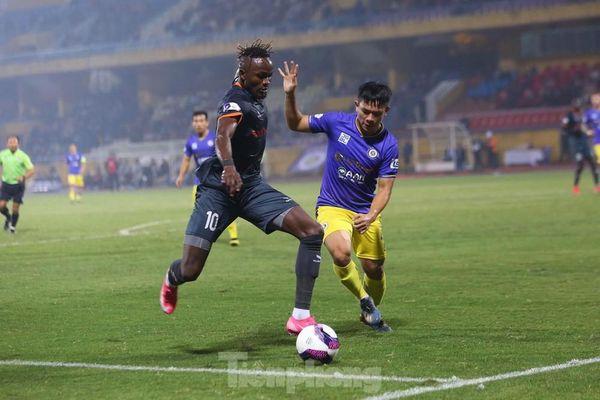 CLB Hà Nội thua 2 trận liên tiếp tại V-League