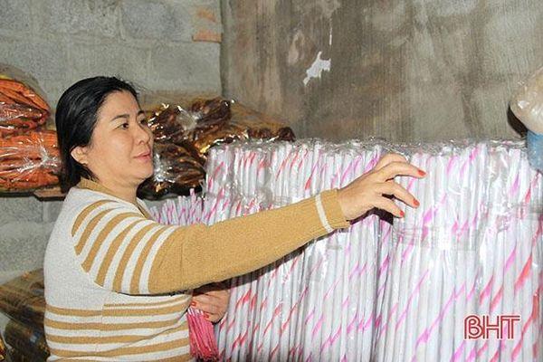 Người gìn giữ hương vị tết cổ truyền ở Hà Tĩnh