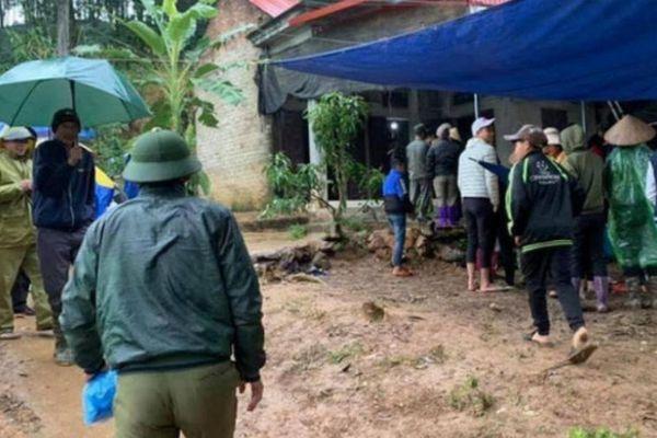 Hé lộ nguyên nhân vụ 3 bố con tử vong bất thường ở Phú Thọ