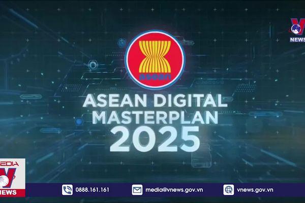 Kế hoạch Tổng thể kỹ thuật số ASEAN 2025