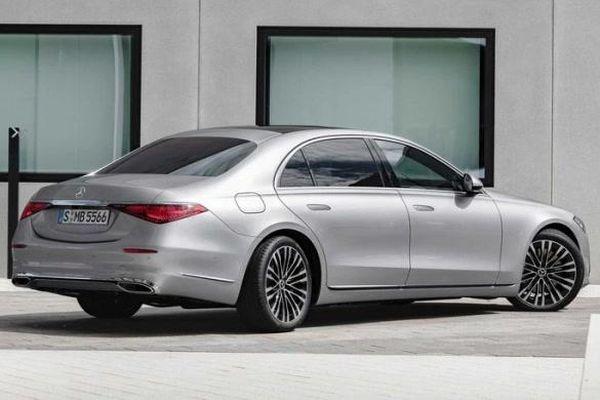 1.400 xe hạng sang Mercedes-Benz S-Class thế hệ mới bị triệu hồi