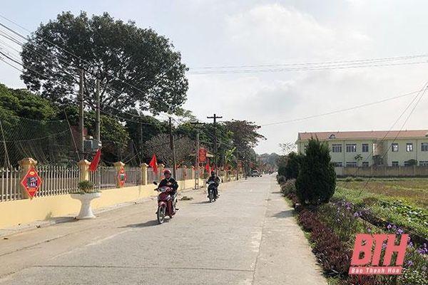 MTTQ huyện Thọ Xuân với Cuộc vận động 'Toàn dân đoàn kết xây dựng nông thôn mới, đô thị văn minh'