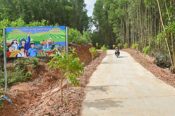 Mặt trận Tổ quốc với nhiệm vụ xây dựng nông thôn mới