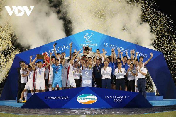 Viettel có thể đối đầu CLB Thái Lan ở AFC Champions League 2021