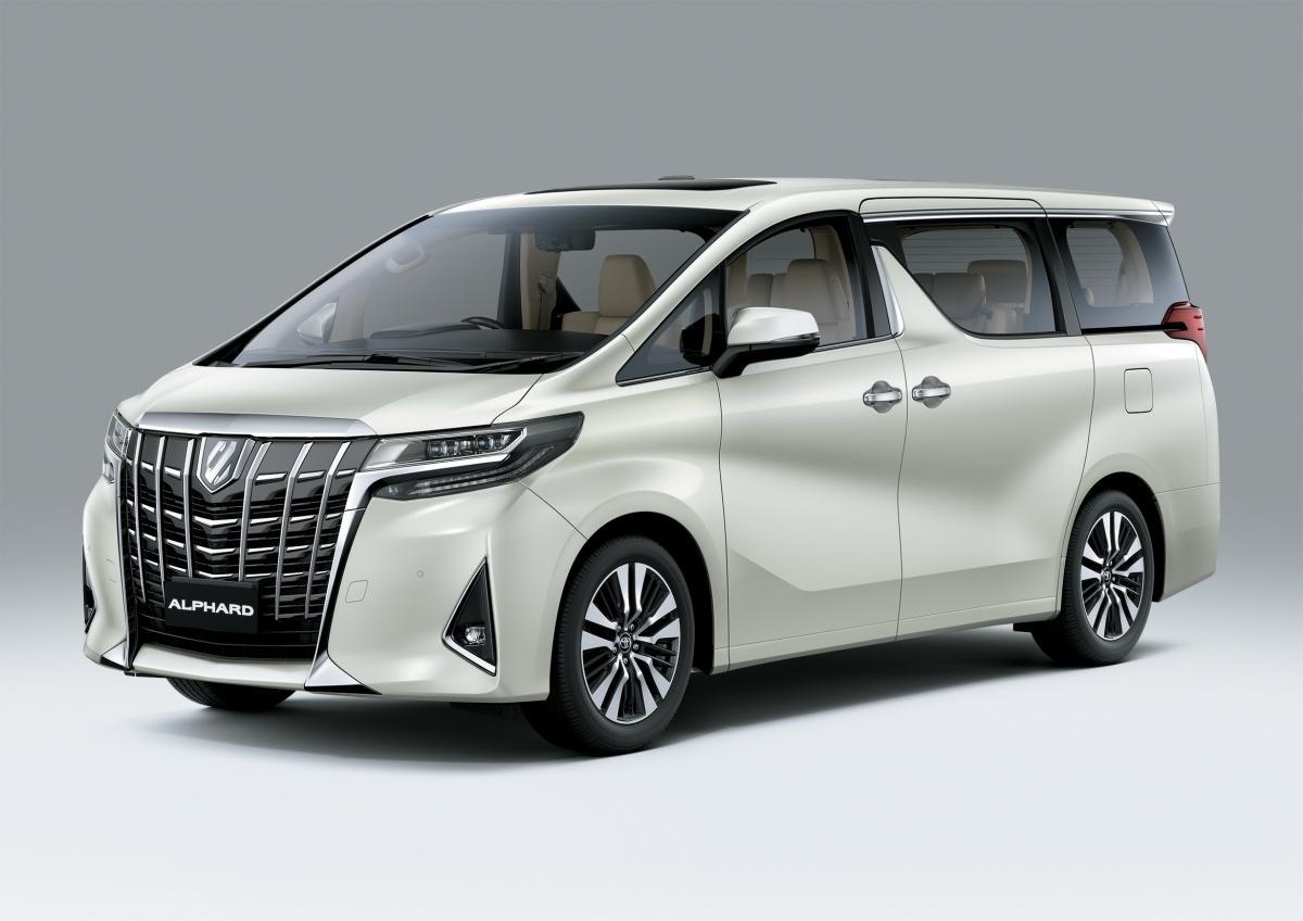 Toyota Alphard 2021 thêm trang bị, giá tăng gần 200 triệu đồng