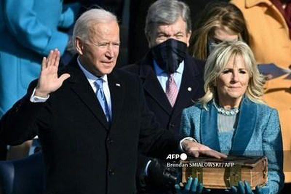 Thế giới tuần qua (18-24/1): Nước Mỹ có Tổng thống mới