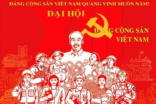 Nhân dân cả nước hướng về Đại hội XIII của Đảng