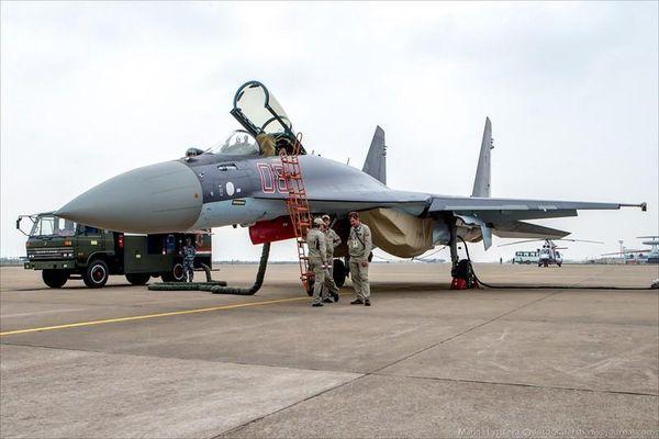 Trung Quốc khẳng định Nga may mắn vì J-16 không được xuất khẩu