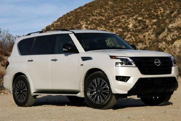 Nissan Armada 2021 hơn 1 tỷ đồng, có gì để 'đấu' Toyota Sequoia?