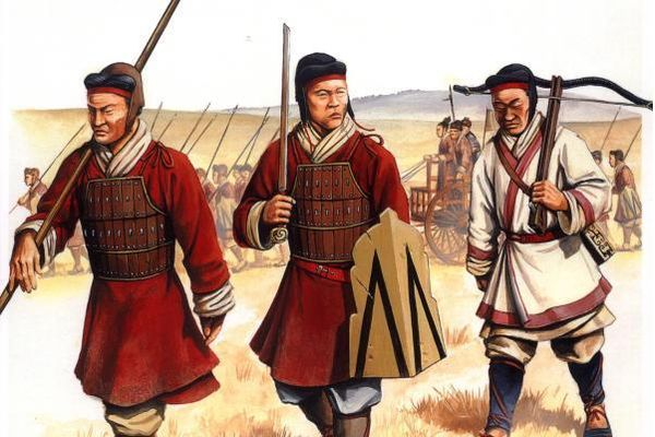 Binh lính Trung Quốc thời cổ đại ăn gì khi đánh trận?