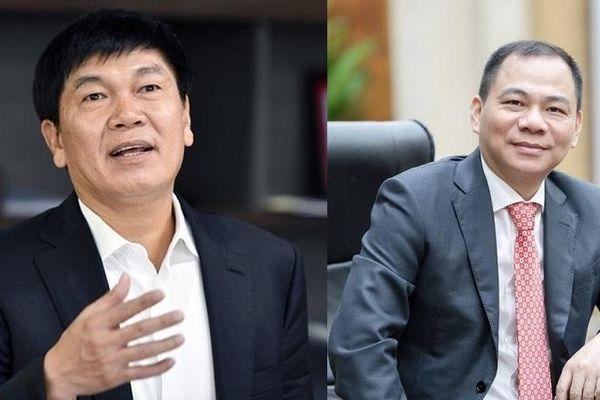 Tuần đỏ sàn, biến động tài sản các tỷ phú Việt giàu nhất ra sao?