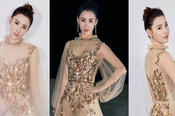Trương Bá Chi khoe vẻ đẹp 'nữ thần', nhan sắc bà mẹ 3 con khiến dân mạng trầm trồ