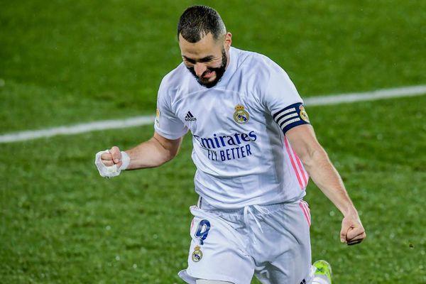 Real Madrid chặn đà khủng hoảng bằng chiến thắng tưng bừng