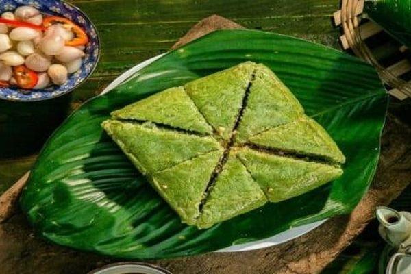 Món ngon ngày Tết: Cách gói bánh chưng vuông, đẹp mắt