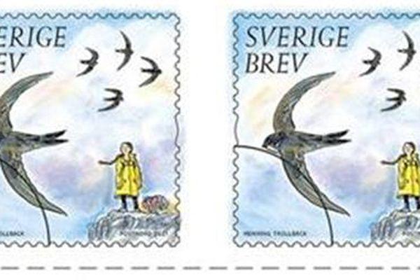 Nhà bảo vệ môi trường được tôn vinh trên tem