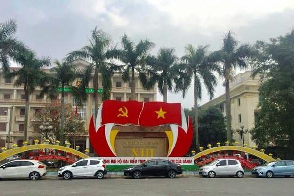 Quân và dân Hà Tĩnh chung một ý chí, niềm tin vào Đại hội đại biểu lần thứ XIII của Đảng