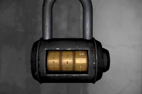 Thử tài giải mật mã mở khóa
