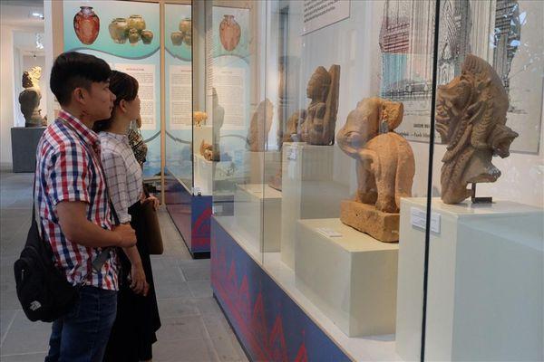 Bảo tàng Điêu khắc Chăm Đà Nẵng đầu tiên xuất hiện trong triển lãm trực tuyến của Google Arts & Culture