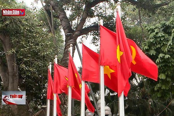 Nhân dân Thủ đô hướng về Đại hội XIII của Đảng
