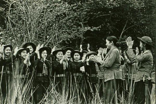 Ảnh hiếm về nữ tướng đầu tiên của Quân đội nhân dân Việt Nam