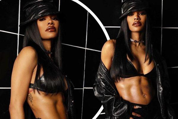 Teyana Taylor khoe sắc vóc nóng bỏng, cơ bụng số 11 đáng ngưỡng mộ