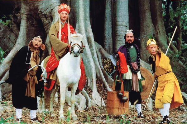 'Cười ngất' tên tiếng Anh của các nhân vật trong 'Tây du ký 1986'