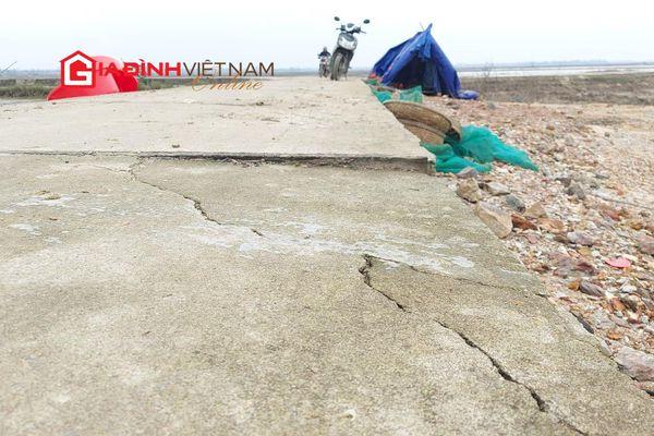 Công trình 3 tỷ nứt toác sau vài tháng: Công ty Giang Sơn liên tiếp trúng những gói thầu 'bất thường'