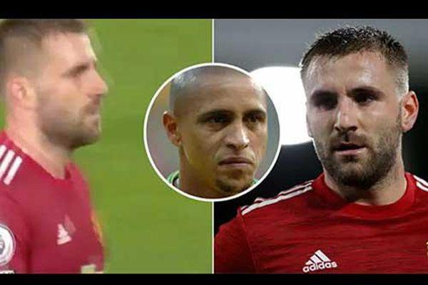 Luke Shaw được so sánh với Roberto Carlos