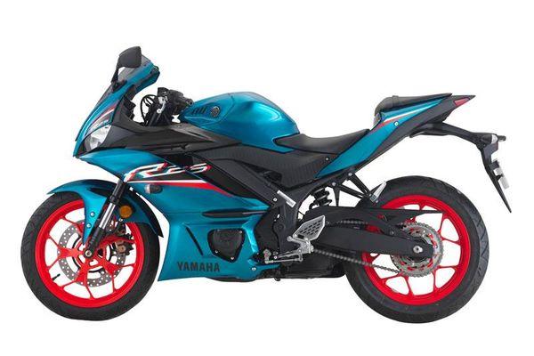 Yamaha YZF-R25 2021 ra mắt với giá gần 115 triệu đồng