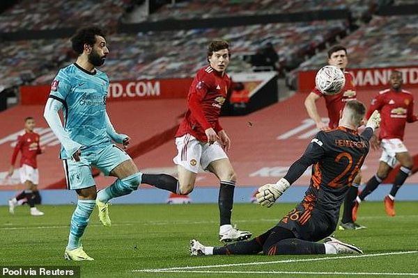 FA Cup: M.U tiếp tục thăng hoa