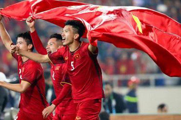 ĐT Việt Nam đón tin vui từ vòng loại World Cup 2022