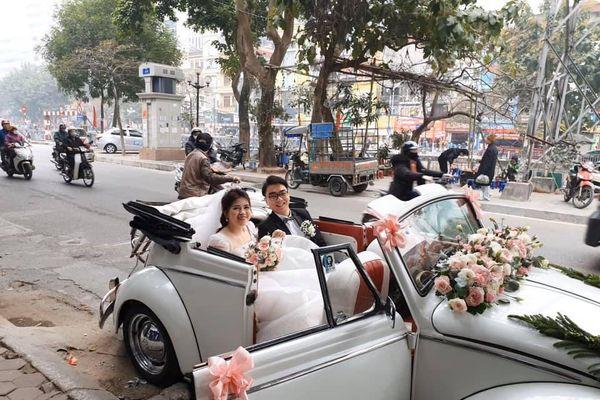 Hà Nội mùa cưới!
