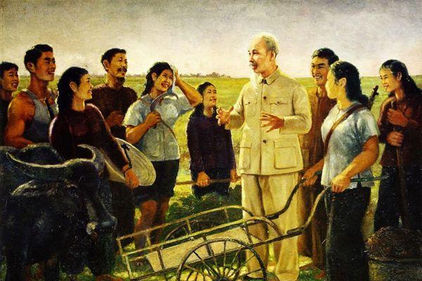 Học tập tư tưởng lấy dân làm gốc của Hồ Chí Minh