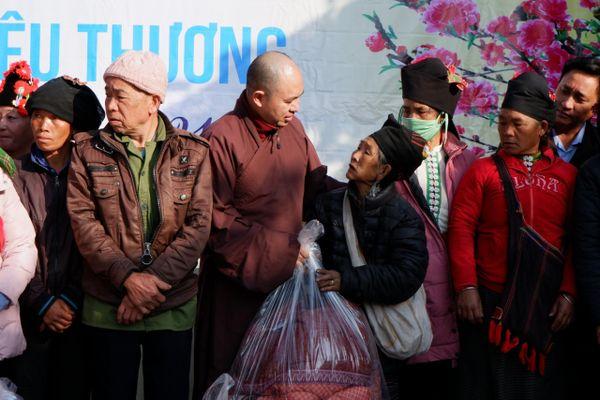 'Tết yêu thương Xuân Tân Sửu 2021' đến Lai Châu, Điện Biên