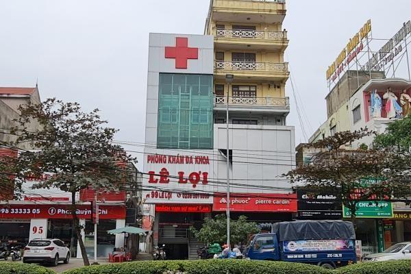Phạt 80 triệu đồng và tước giấy phép Phòng khám bệnh đa khoa Lê Lợi