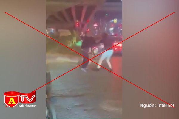 Công an quận Thanh Xuân khởi tố đối tượng cố ý gây thương tích
