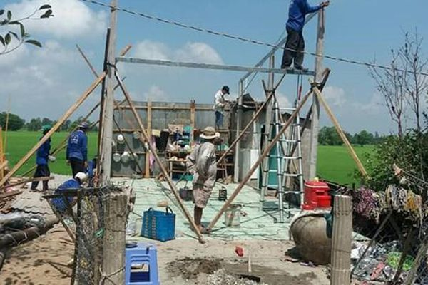 Yên Thủy (Hòa Bình): Xã Lạc Thủy đạt chuẩn nông thôn mới