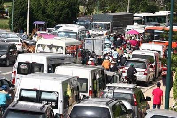 1 tỷ đồng cho ý tưởng xuất sắc khắc phục tình trạng ùn tắc giao thông tại Đà Lạt