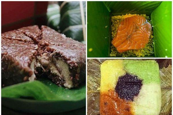 5 loại bánh chưng độc đáo hút khách dịp Tết