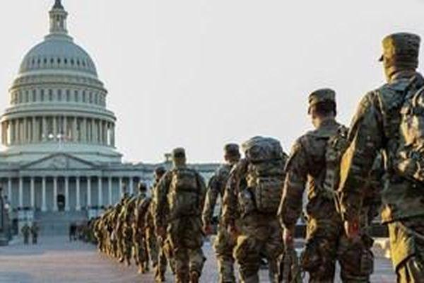 Hơn 5.000 vệ binh quốc gia sẽ duy trì ở Washington do lo ngại an ninh bất ổn