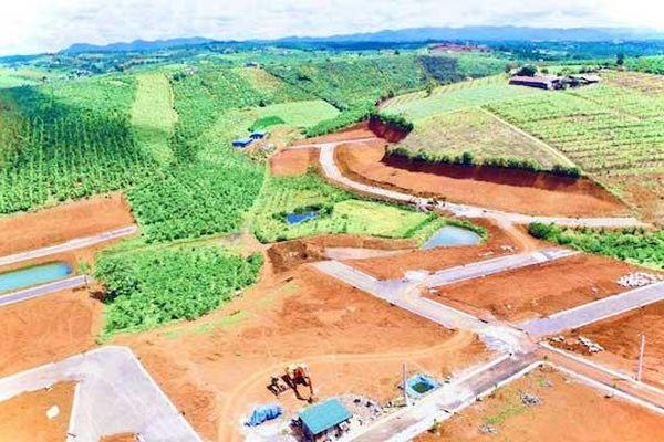Loạn phân lô bán nền, Lâm Đồng ra 'tối hậu thư' về tách thửa từng loại đất