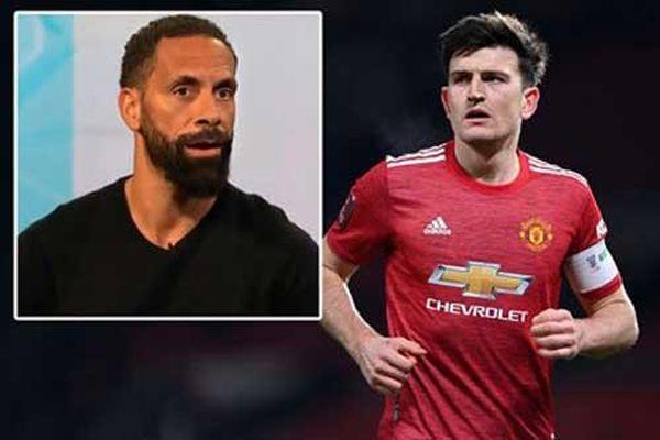 Maguire phản pháo Ferdinand về khả năng lãnh đạo ở MU