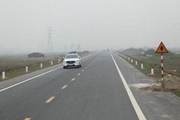 Cấp thiết đầu tư đường nối Thái Bình-Hà Nam với cao tốc Cầu Giẽ-Ninh Bình