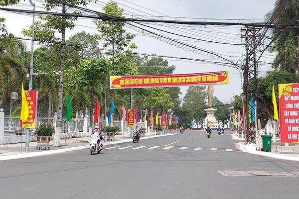 An Giang: Nhiều hoạt động tuyên truyền Đại hội đại biểu toàn quốc lần thứ XIII của Đảng
