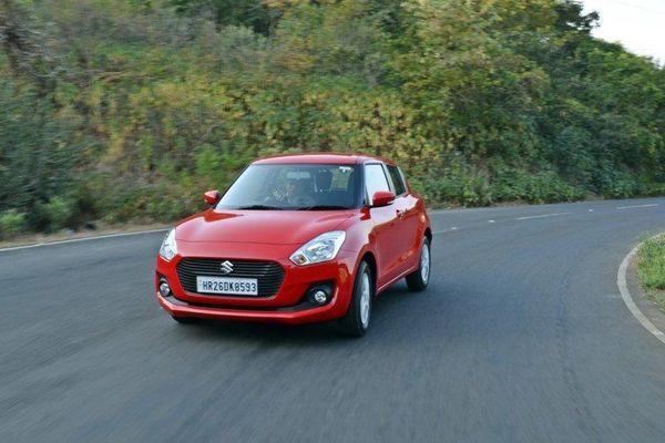 Suzuki Swift là mẫu xe bán chạy nhất Ấn Độ năm 2020