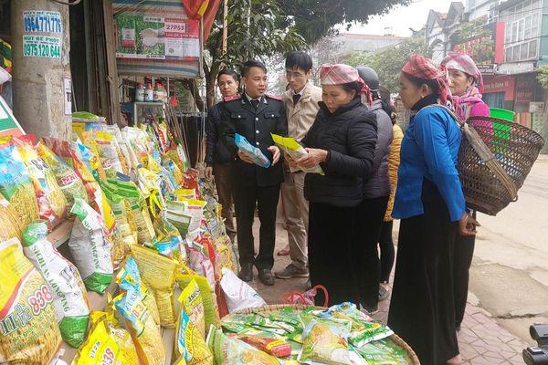 Hàng hóa dự trữ phục vụ Tết ở Lào Cai lên đến gần 4.000 tỷ đồng