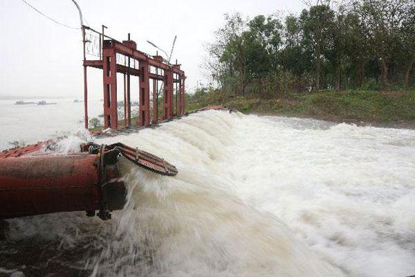Hà Nội cấp đủ nước cho 30% diện tích gieo cấy vụ xuân 2021